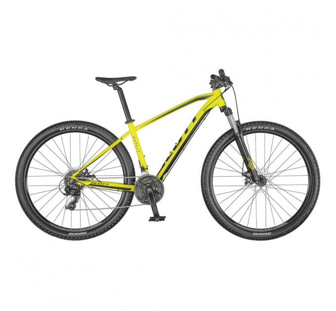 Bicycle Scott Aspect 970 yellow (CN) (M)