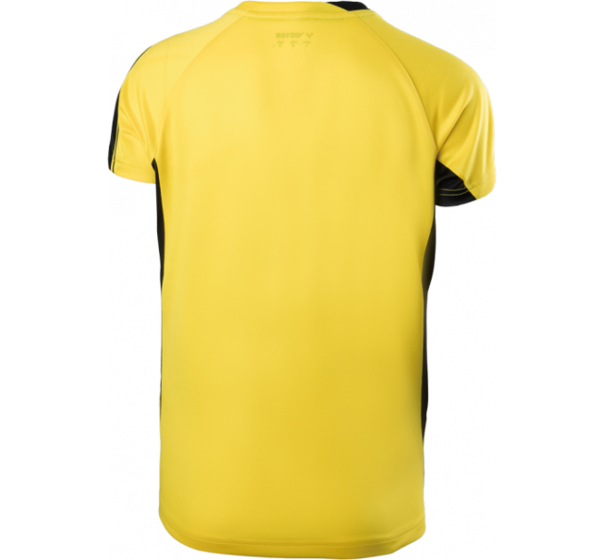 VICTOR T-SHIRT GAMES YELLOW