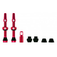 MUC-OFF Tubeless 44mm red