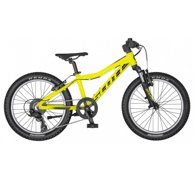 Bicycle Scott Scale 20 (KH) yellow/black