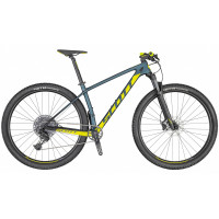 Bicycle Scott Scale 940 (M) cobalt/yellow