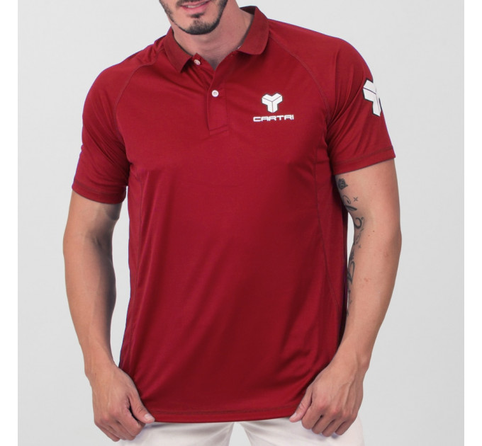 Cartri Ace Polo Red