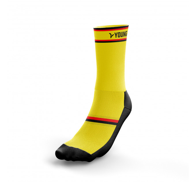 Socks Young Y-CS1 Yellow