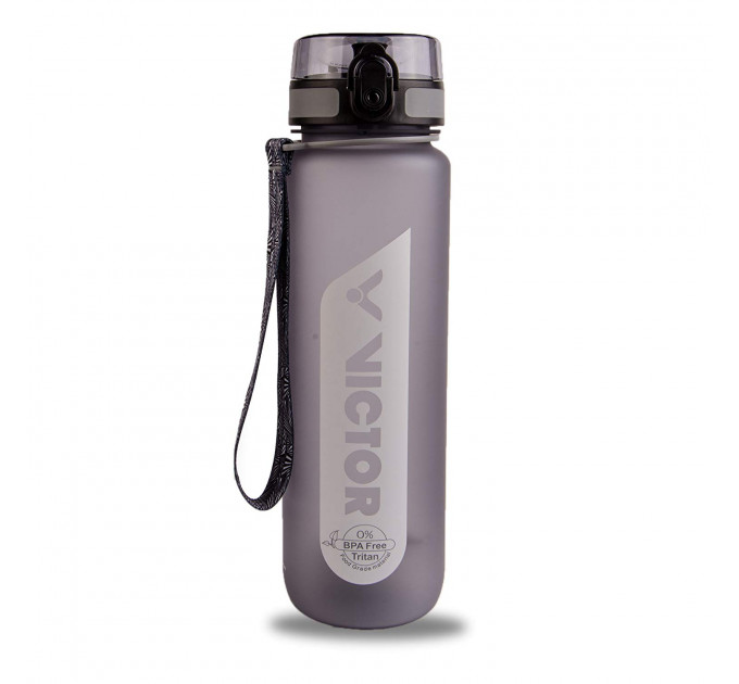 Sport bottle VICTOR grey