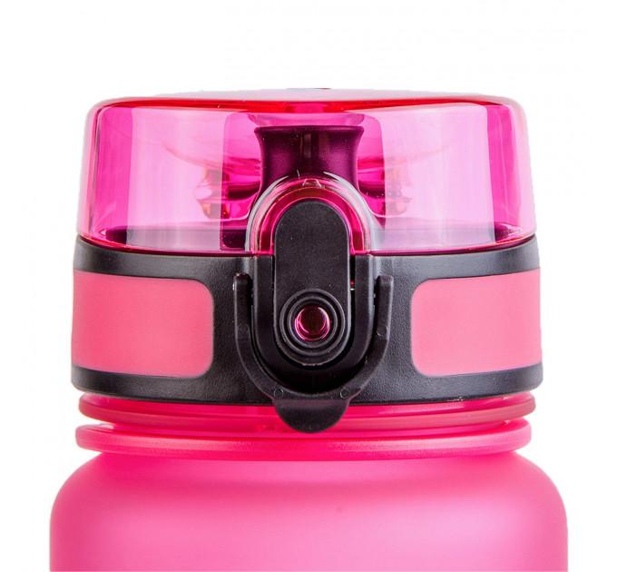 Sport bottle VICTOR pink