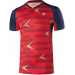 VICTOR T-SHIRT International red 6639