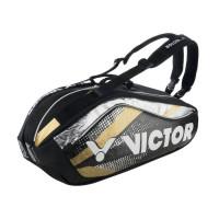 VICTOR BAG BR9208 black/gold