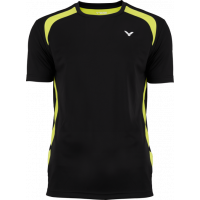 VICTOR T-SHIRT Function Uni black 6949