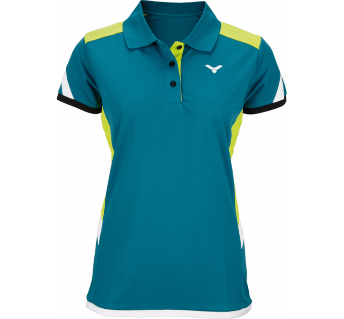 VICTOR POLO FUNCTION FEMALE PETROL 6687