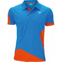 VICTOR POLO FUNCTION ORANGE 6128