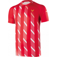 VICTOR T-SHIRT Denmark RED 6599