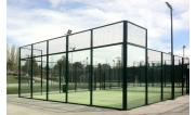 Padel tennis courts