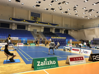 RSL Ukrainian Badminton Championship among amateurs and veterans 2019