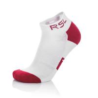 RSL socks short red