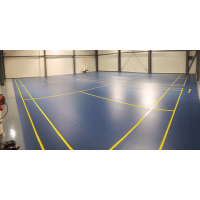 PRO COURT MOBILE BADMINTON COURT