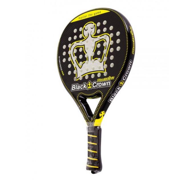 Padel racket Black Crown Piton 7.0 Soft