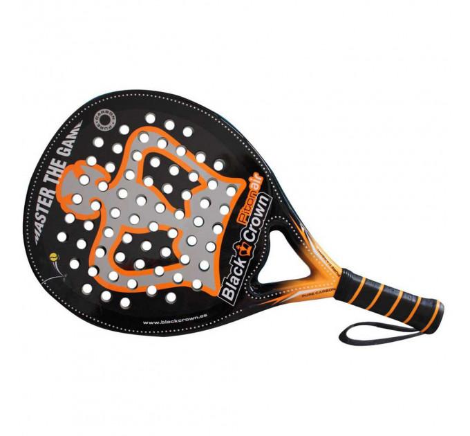 Padel racket Black Crown Piton Air