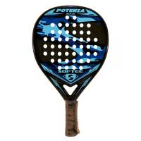 Padel Racket Softee Potenza 3D Blue