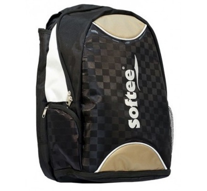 Backpack Softee Black Gold