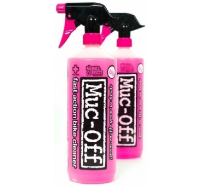 Bicycle shampoo MUC-OFF with spray 1L