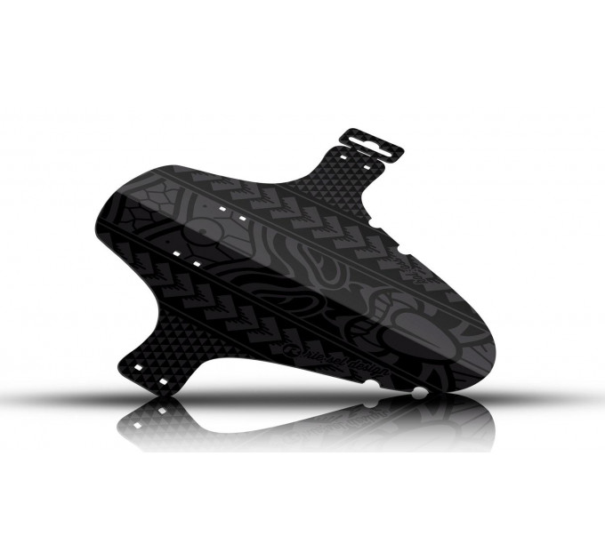 Front fender RIESEL KOLOSS carbon 26-29