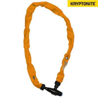 Bike lock chain KRYPTONITE KEEPER 465 4x65 orange