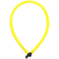 Bike lock cable KRYPTONITE KEEPER 665 6x65 yellow