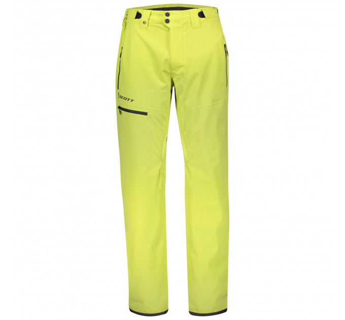 Scott Ultimate Dryo 10 Pants Yellow