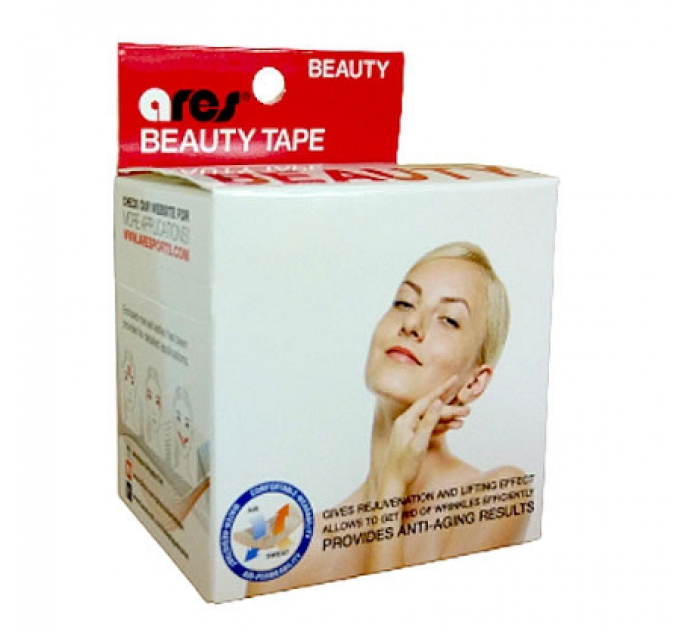 Tape Ares Beauty Tape - White (in box)