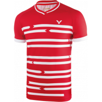 VICTOR T-SHIRT Denmark RED 6628
