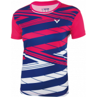 T-SHIRT VICTOR Korea FEMALE PINK 6438