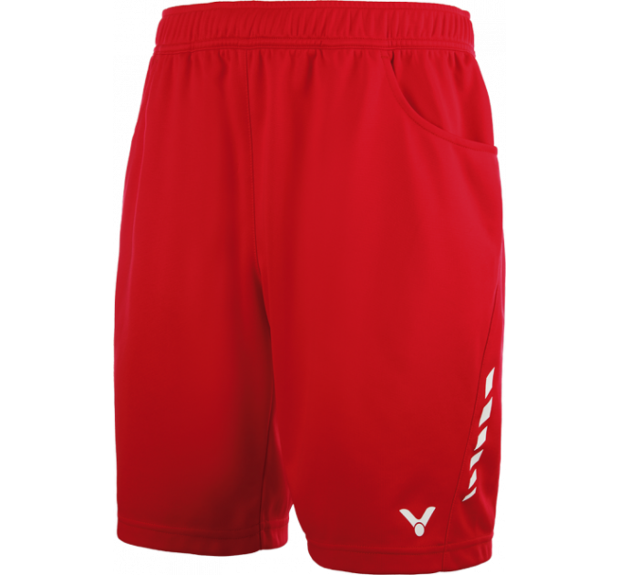 VICTOR SHORTS DENMARK RED 4628