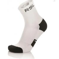 RSL socks for men white \ black