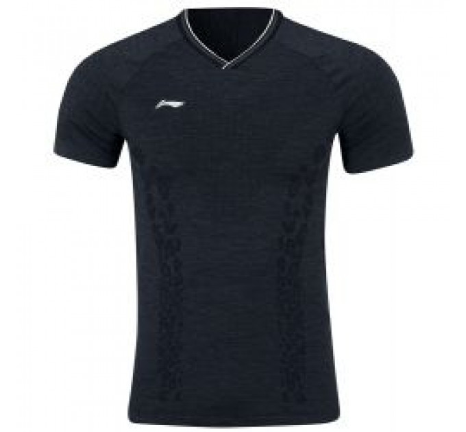 Li-ning Men's World Championship T-shirt Gray